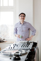 Hans Nieswand,<br />DJ & Writer<br /><br /><br /><br />Monocle